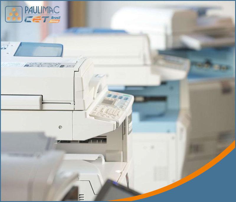 Como administrar uma empresa de outsourcing de impressoras?