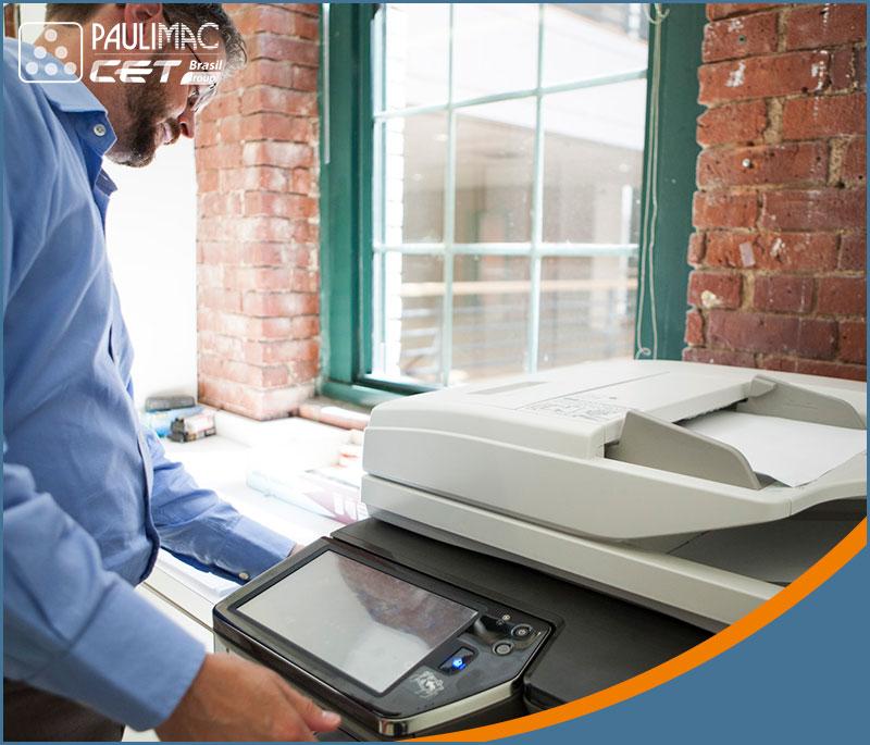 O que faz uma empresa de outsourcing de impressão?