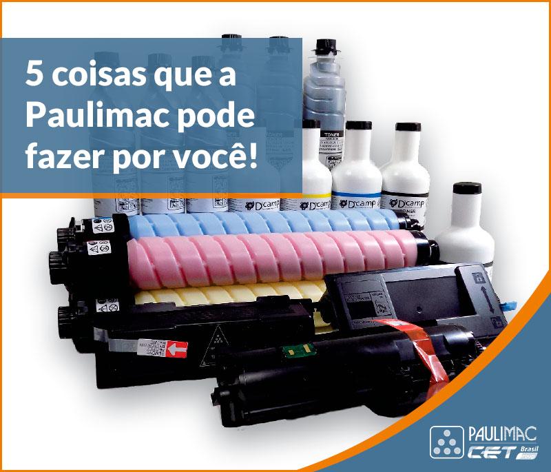 empresa fornecedora de peças para impressoras