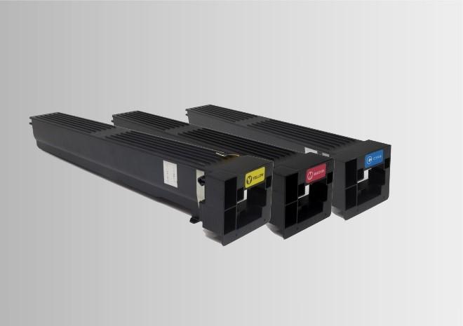 TONER BIZHUB C451/C550/C650  YELLOW CART
